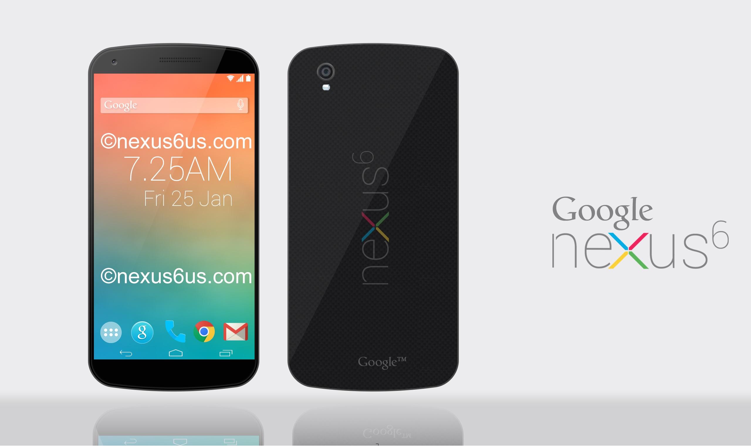 HTC-Google-Nexus-6