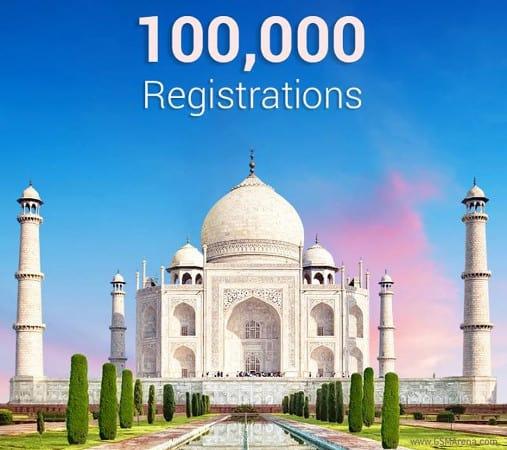 Xiaomi sells 100000 MI 3 in India