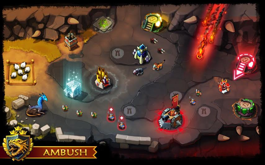 Ambush tower offense 4