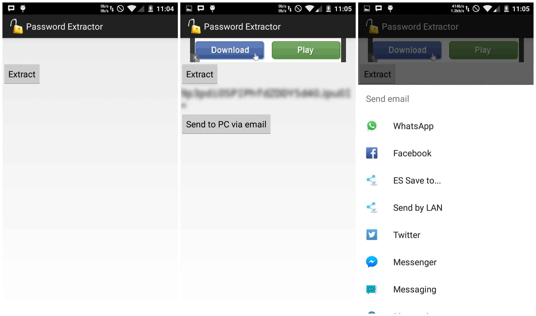 How to get WhatsApp Password Using an Android App