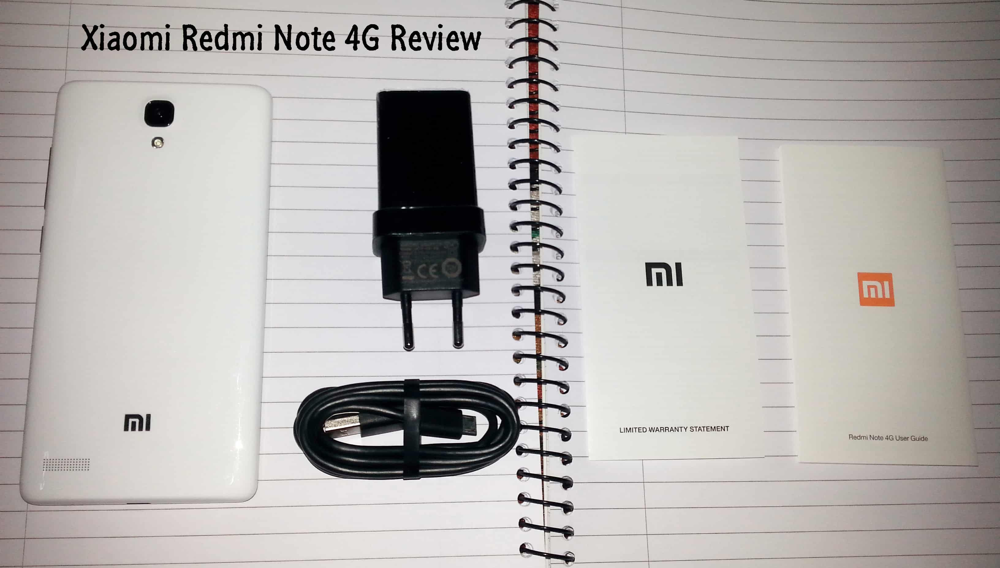 Redmi Note 4G Detailed Review