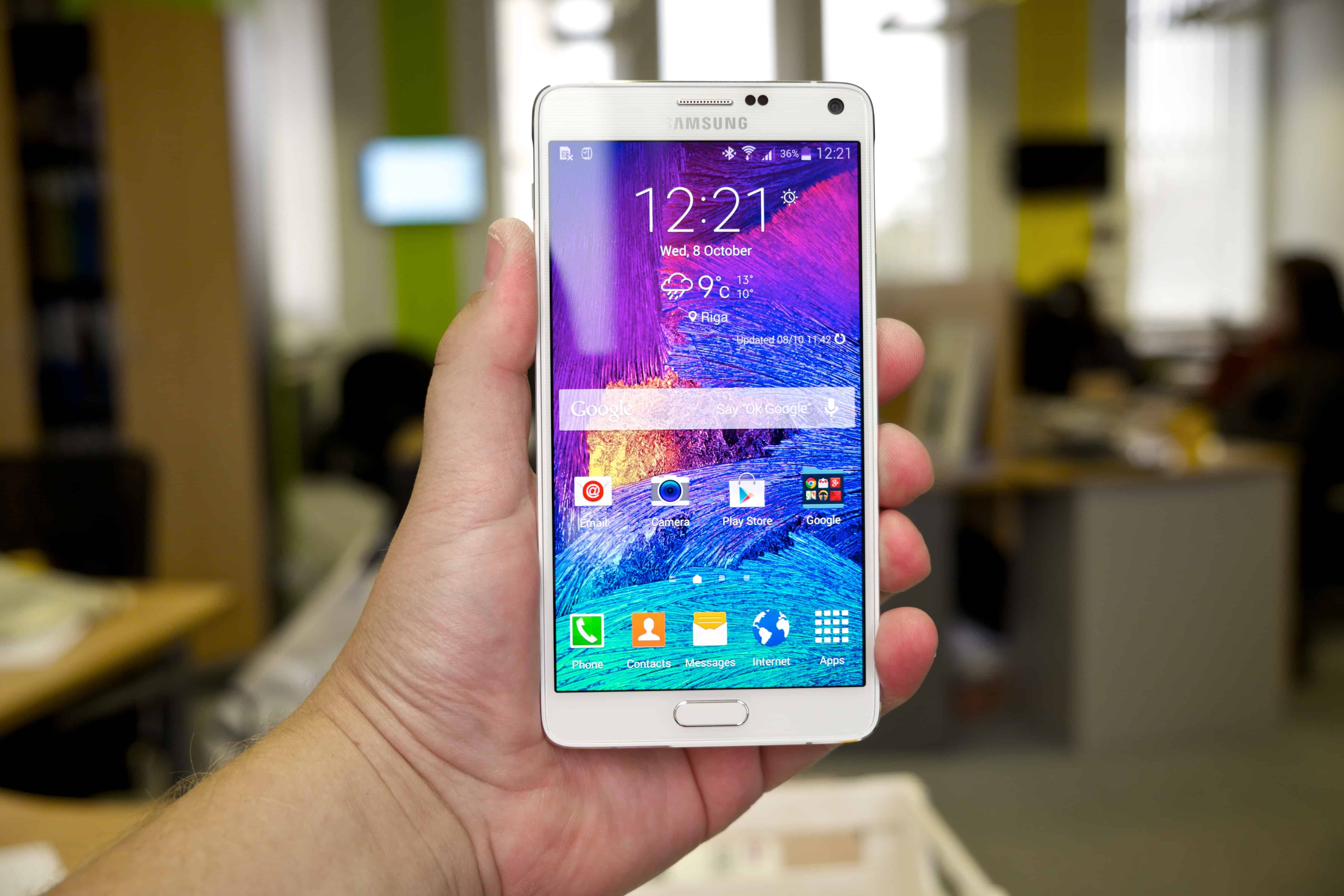 Remove Bloatware in Galaxy Note 4 without Rooting