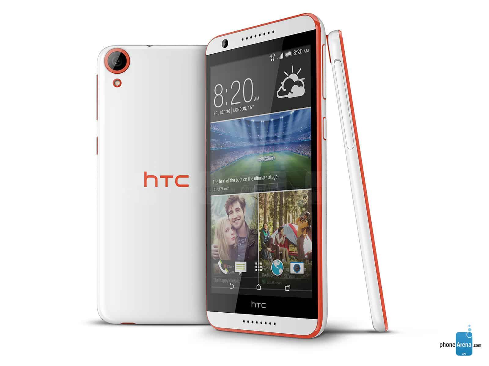 HTC-Desire-820-2Best-Smartphones below 20K INR