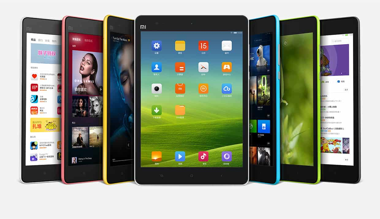 MI Pad 12999 INR launched in India, HD Photo