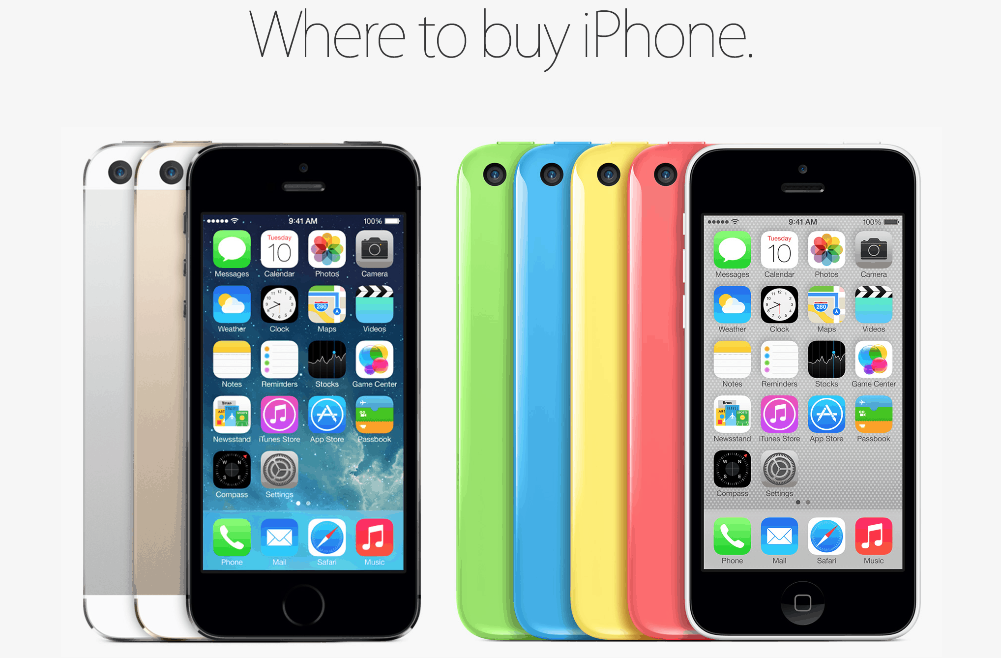 best places to buy iphone
