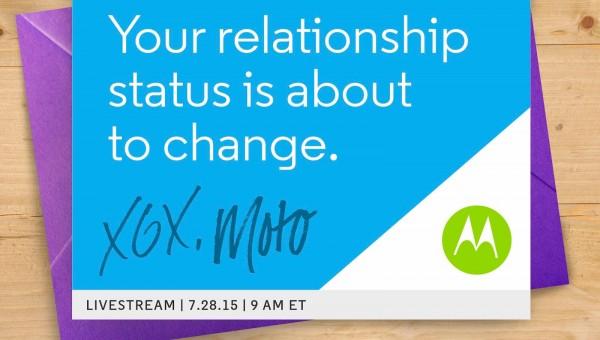 Moto G 3rd Gen - Moto X 3rd Gen - Launch Event 27th July - Droidmen Report