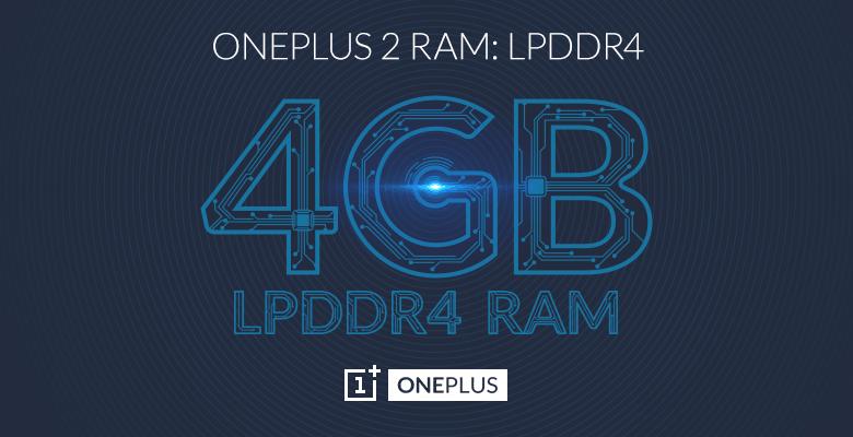 OnePlus Two 4GB RAM
