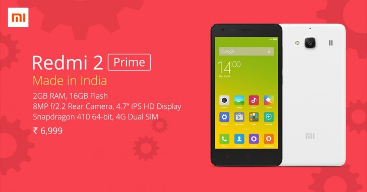 Buy Redmi 2 PRIME INDIA