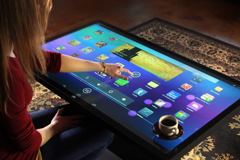 Samsung Tahoe Tablet.