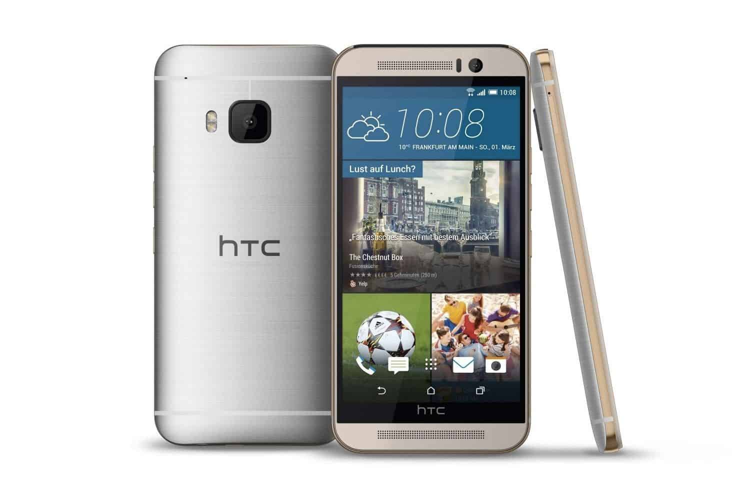 HTC M9 Best Snapdragon 810 phones