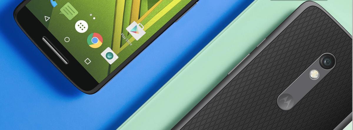 Moto X Play 16 GB & 32 GB Flipkart.