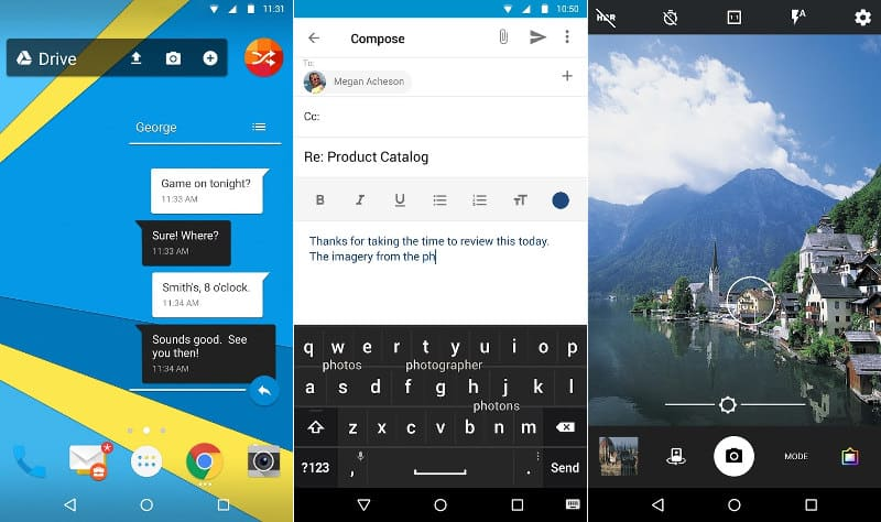 Blackberry-Priv-apps-on-google-store-launcher