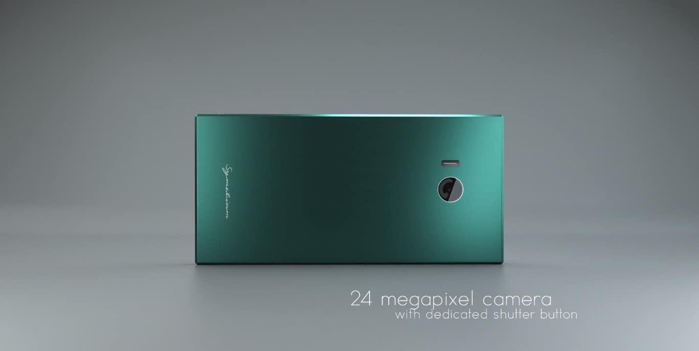symetium smartphone pc camera details