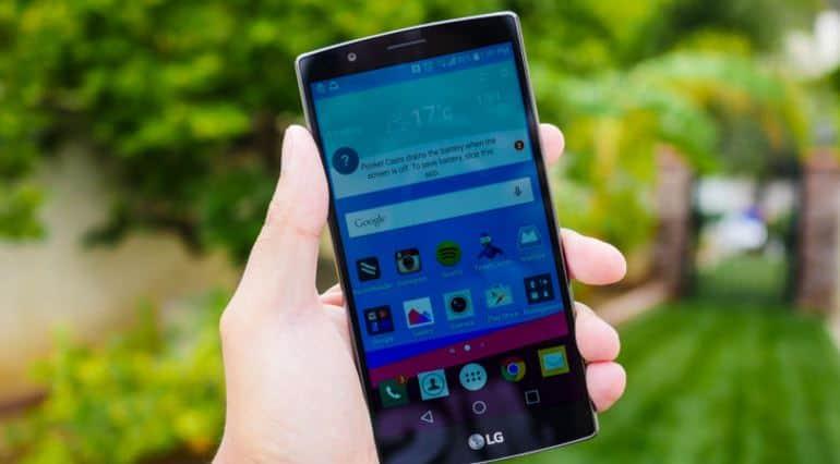 LG G4 Best Verizon Smartphone
