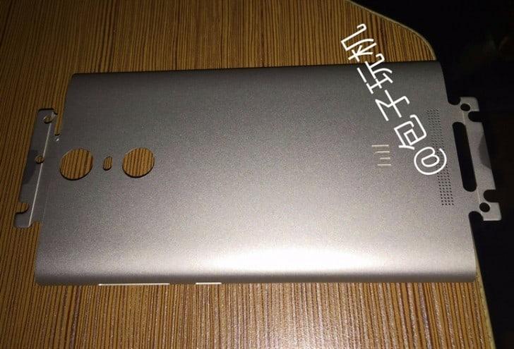 Redmi Note 2 Pro Metal Back.