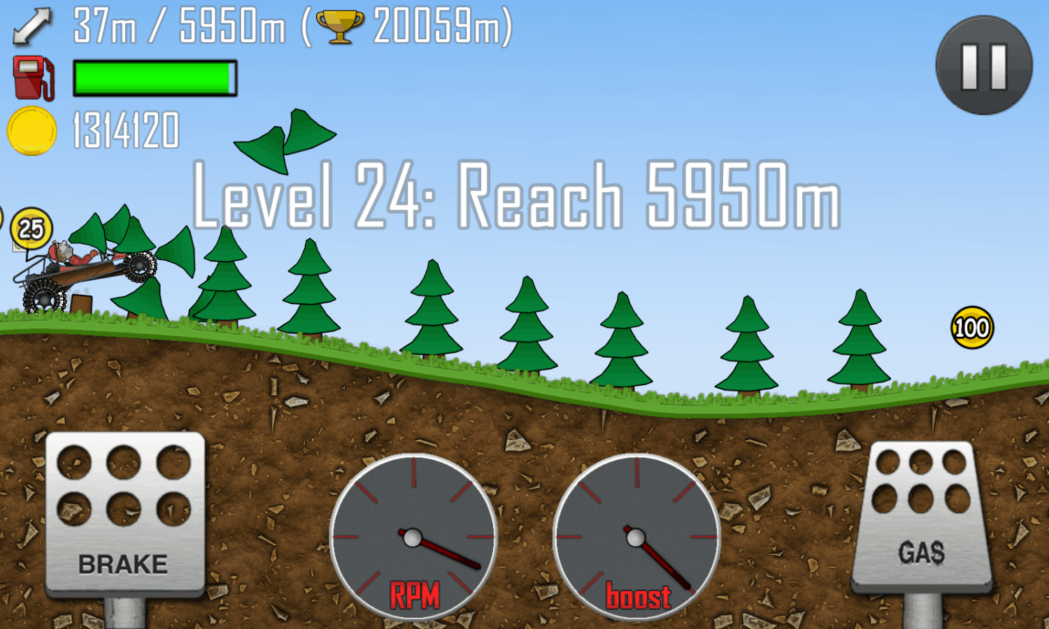 Hill Climb Racing Best Android Game.