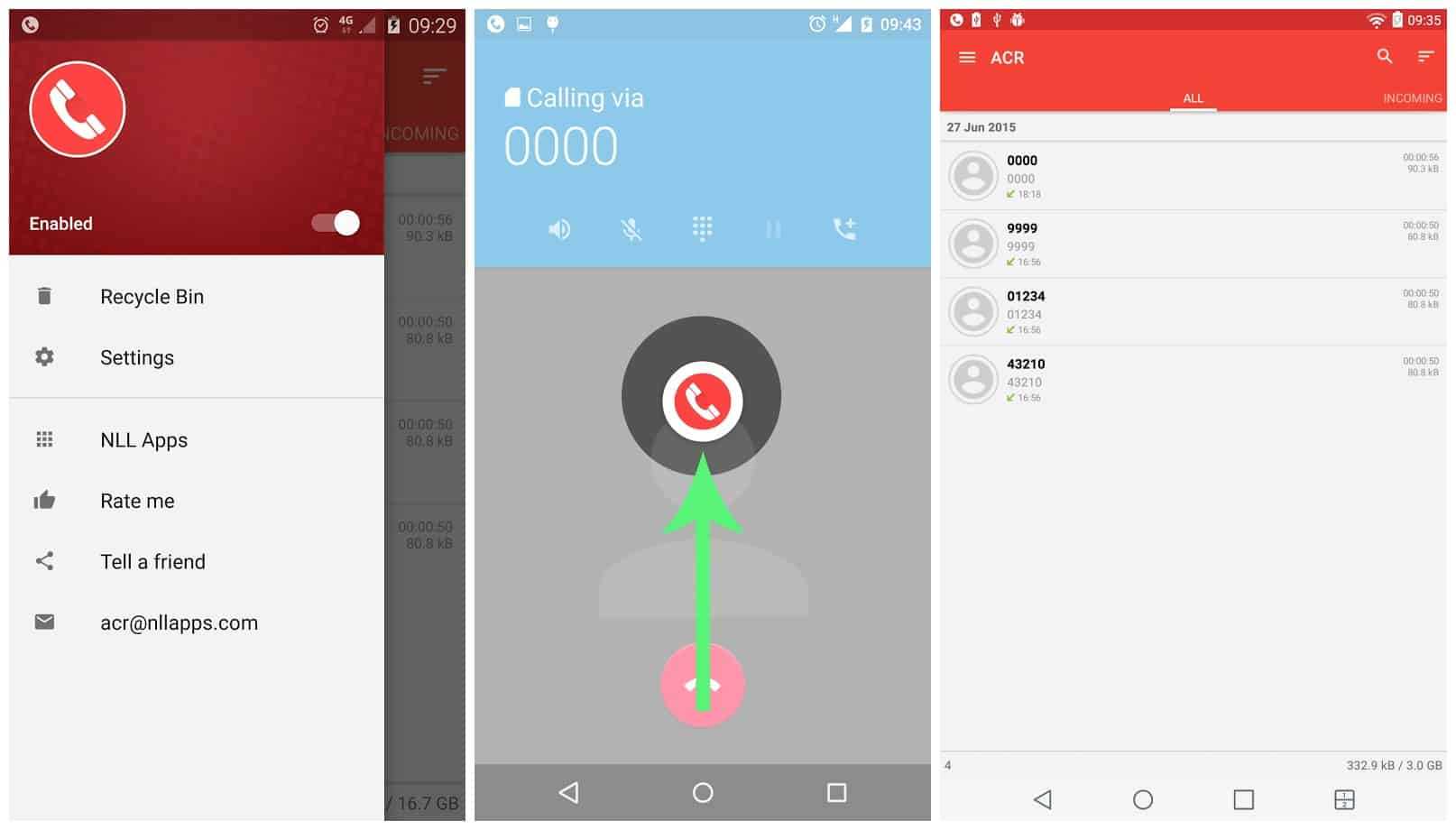 Call Recorder ACR - Android App