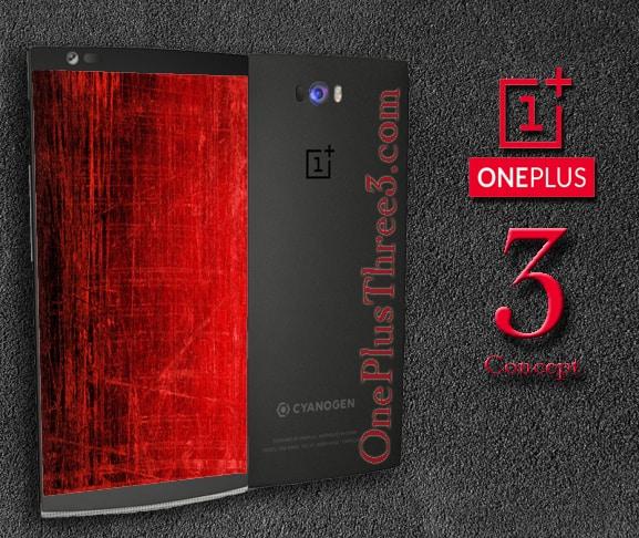 OnePlus Three Phone