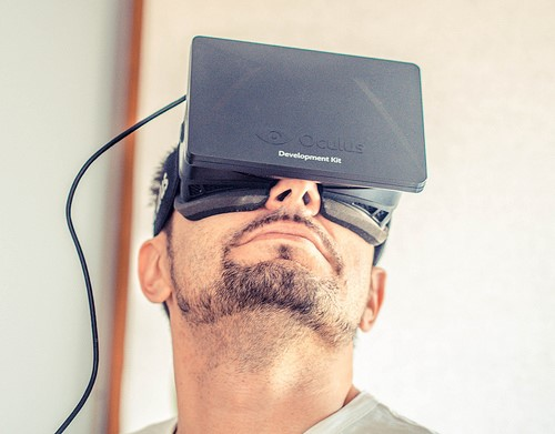 Virtual Reality Android