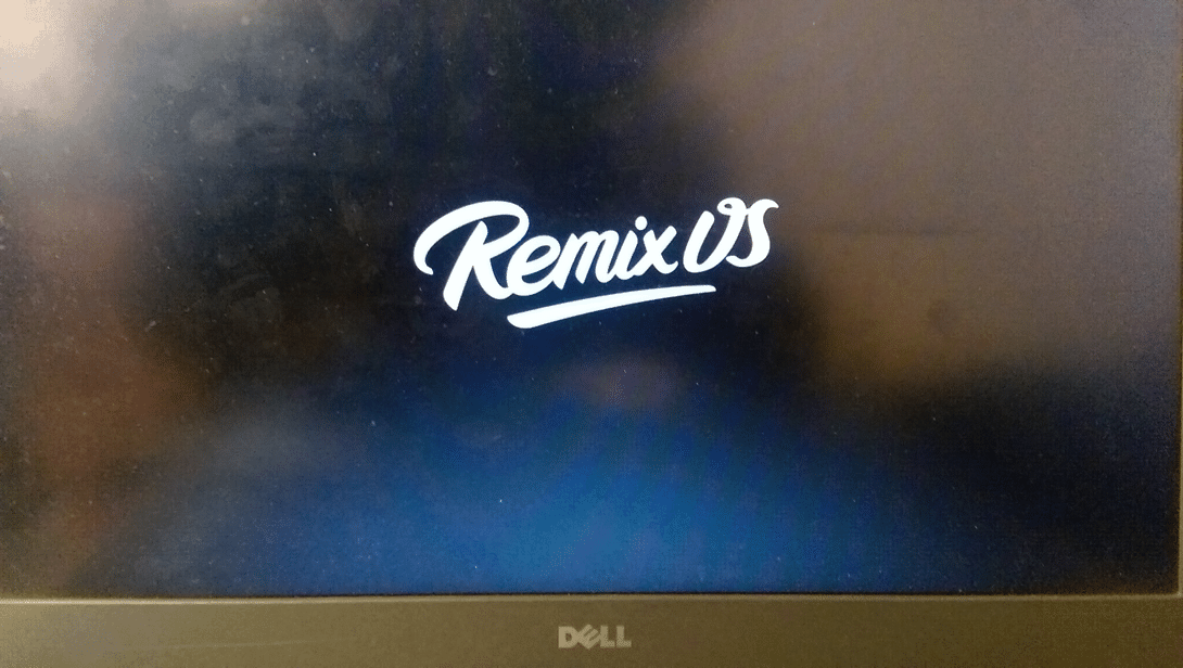 Remix-OS-Dual-Booted