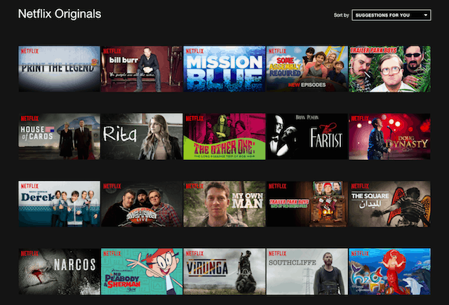 Netflix-Content